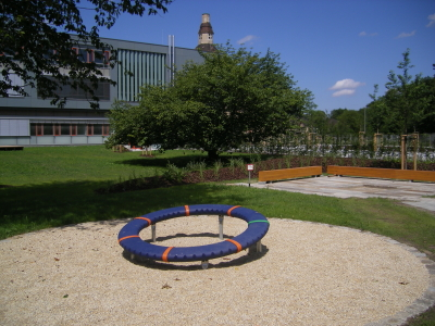 17. Juni 2007 - Schöne Außenanlagen